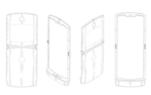 Motorola Razr foldable phone could be announced at the end