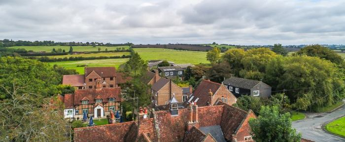 Hardwick village
