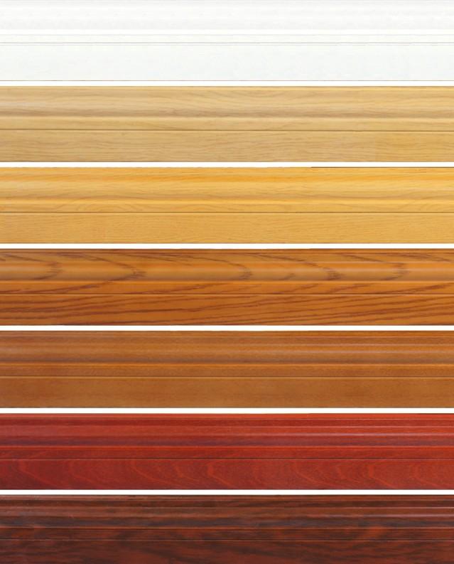Solid Wood Skirting Board Molding Base  Wall Baseboard
