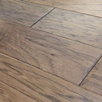 Hardwood Flooring - Mocha Hickory | Hardwood Bargains