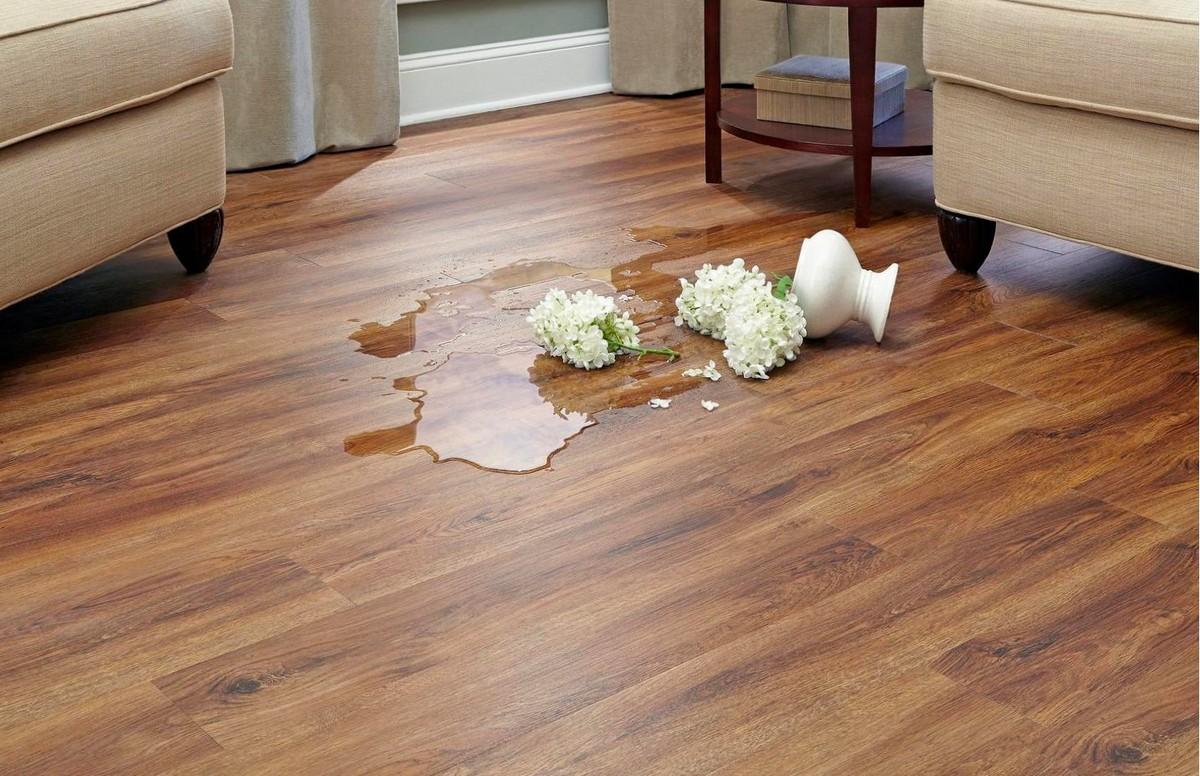 Top 5 Water Resistance and Waterproof Flooring Options