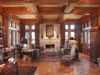 Coffered Ceilings - American Hardwood Information Center