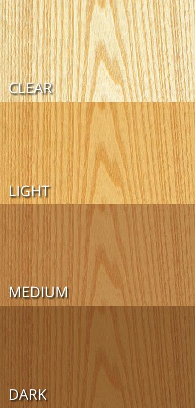 Light Vs Light Brown Ash Brown