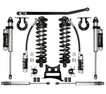 Icon introduces coilover suspension kits for 2005-up Ford