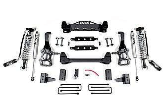 2015-2015 Ford F-150 2WD can now be paired up with BDS