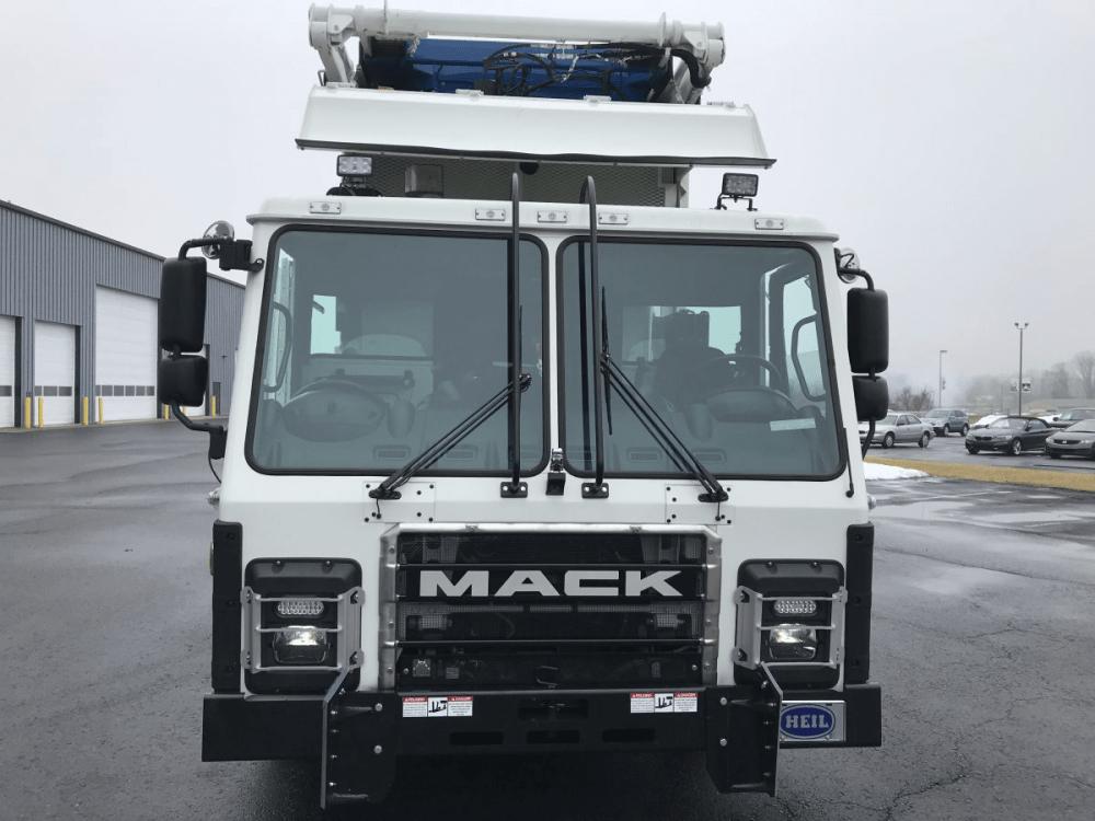medium resolution of test drive mack lr medium duty work truck info mack leu tail light wiring