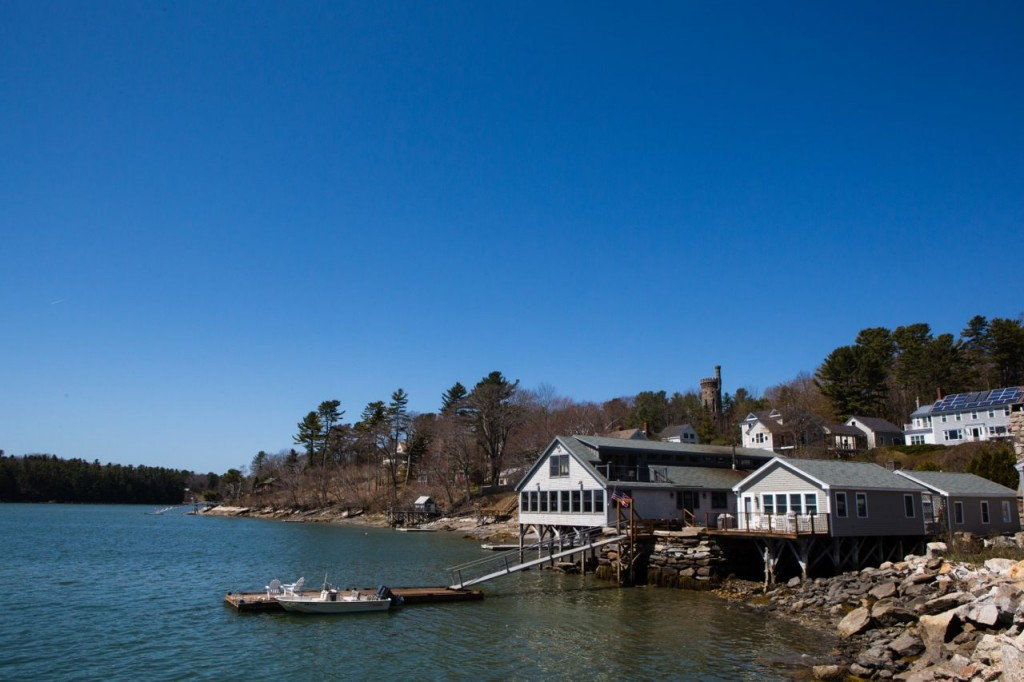 vacation rental maine