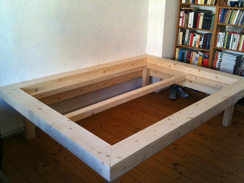 Betten Bettksten Podestbetten der Tischlerei Hardys
