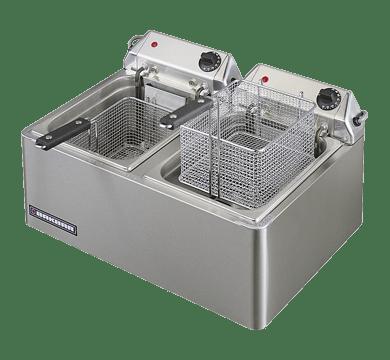kitchen fryer industrial supplies product hospitality rentals benchtop