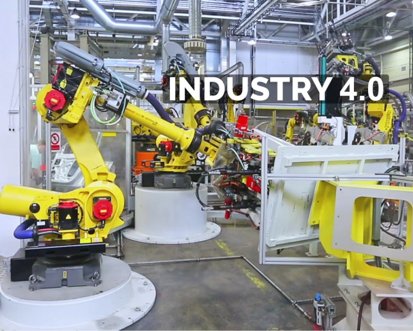 industry 4.0 - digital transformation