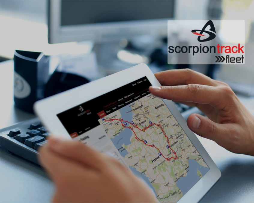 ScorpionTrack fleet - Case Study