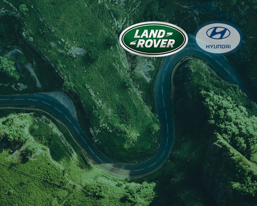 case study - rapid prototyping - land rover - huyandai