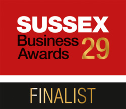 Sussex business awards finalist