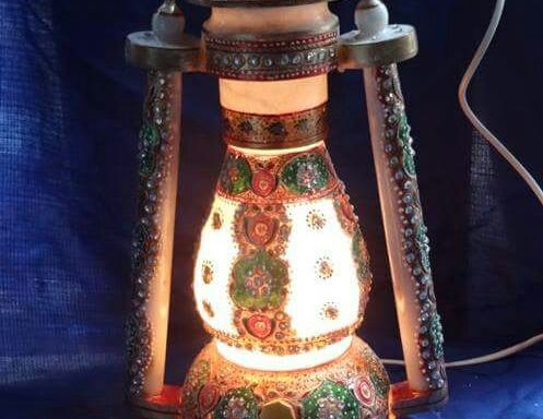 Lantern or Laltain – Hand made