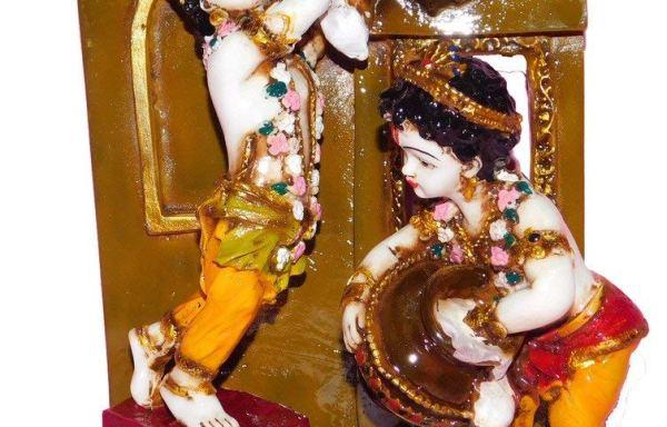 Krishna balaram Makhan Chor