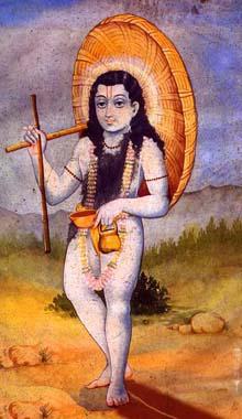 Shri Vamana - Sampradaya Sun