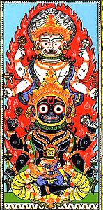 Baladev, Jagannatha Subhadra