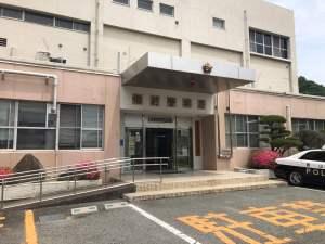岡山県備前警察署 車庫証明書