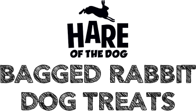 Bagged Rabbit Dog Treats
