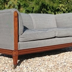 Best Sofas On The High Street Leather Sectional Sofa Modern Contemporary Art Deco 57 Antique Howard And Sons Hares Antiques