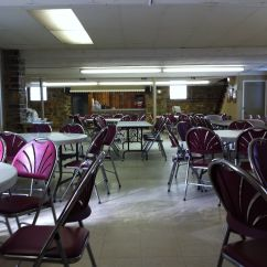 Chair Cover Rentals Baltimore Md Headrest Pillow Community Building Harford Park Association Tables And Chairs Are Included In All Hall