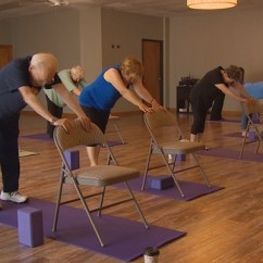 Chair Yoga For Seniors Best Looking High Chairs Class The Humane Society Of Harford County