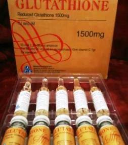 Harga Produk Suntik Putih Glutathione