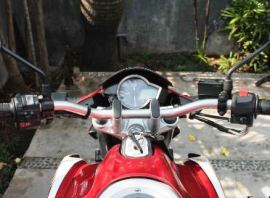 Harga Stang Byson Silver