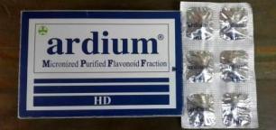 Harga Ardium HD 500mg