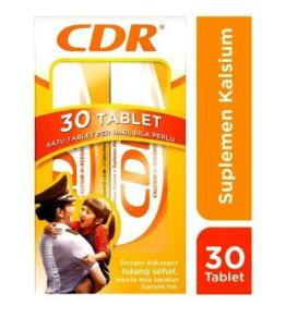 Harga CDR Monthly Box