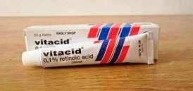 Harga Vitacid 0,1%