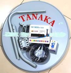 Harga Produk Parabola Merek Tanaka