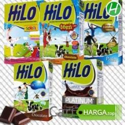 Harga Susu Hilo