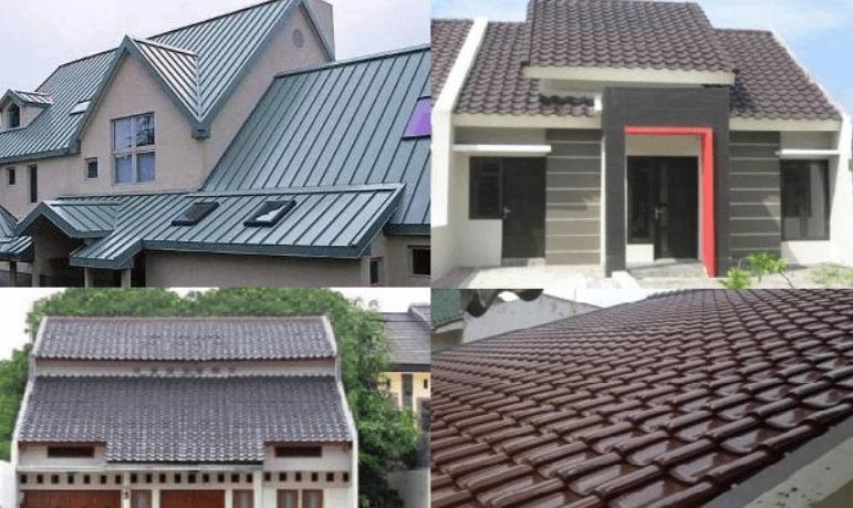 Bentuk dan Model Atap Rumah Terbaru