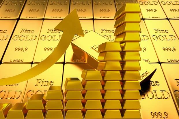 harga emas antam naik saat emas dunia stabil