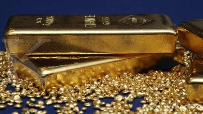 Sepekan ke depan, emas bisa sentuh 1310