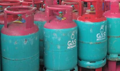 Harga Gas Memasak Terkini