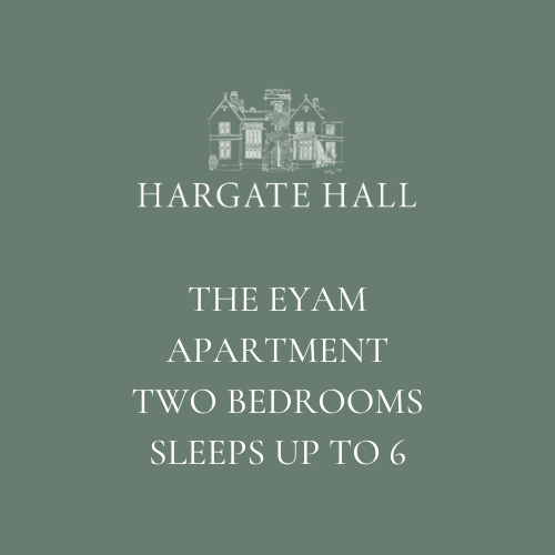 Eyam Apartment Cover
