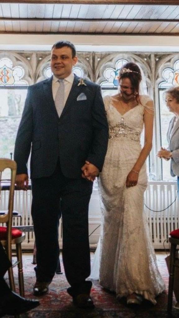 Jo & Chris Hargate Hall Wedding