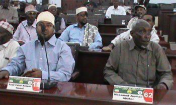 Gudidda Joogtada Golaha Guurida Somaliland Oo Maareeyaha Wakaalada Biyaha Hargeysa Ka Xogwaraystay..