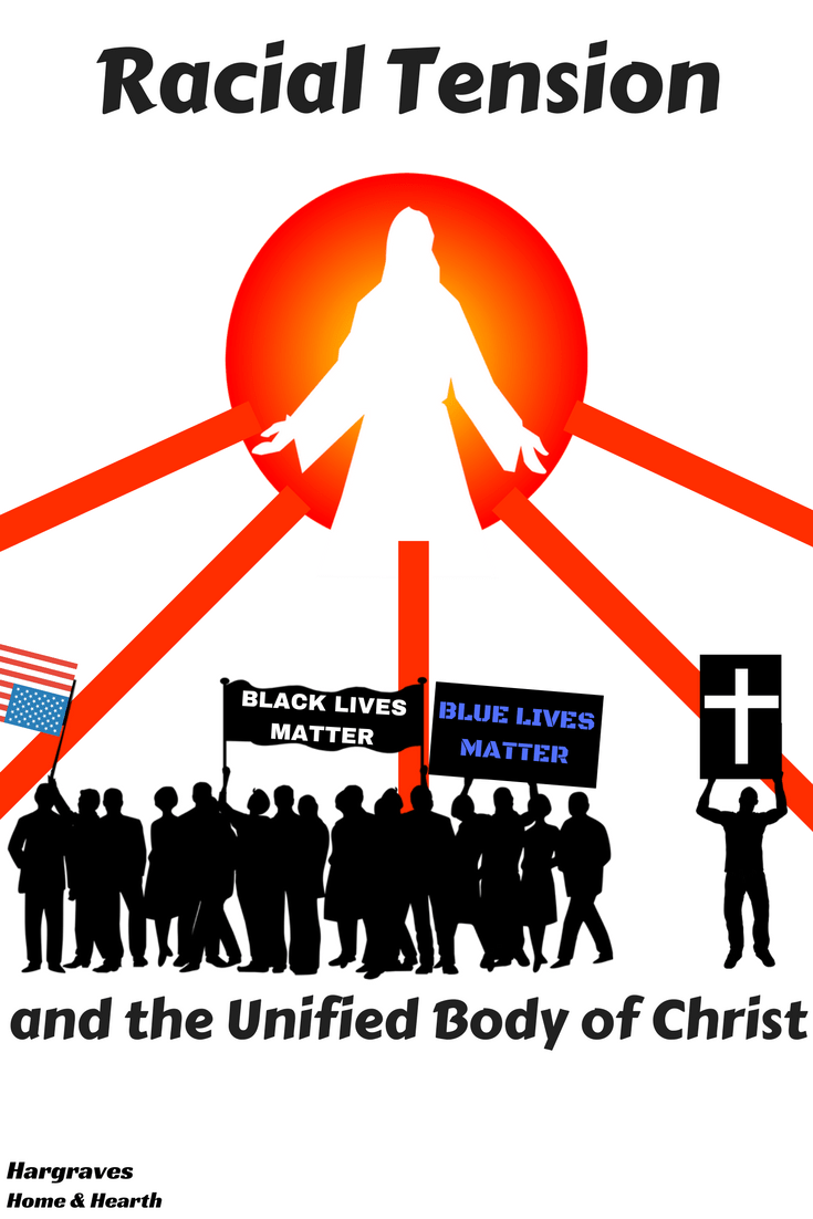 Racial Tension and the Unified Body of Christ