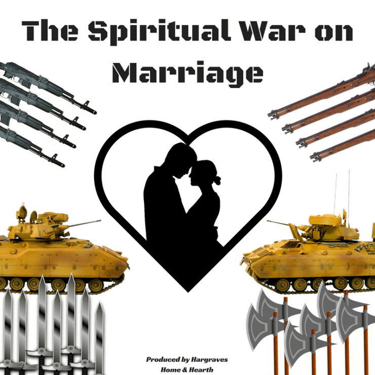 The-Spiritual-War-on-Marriage Guest Post: The Spiritual War on Marriage
