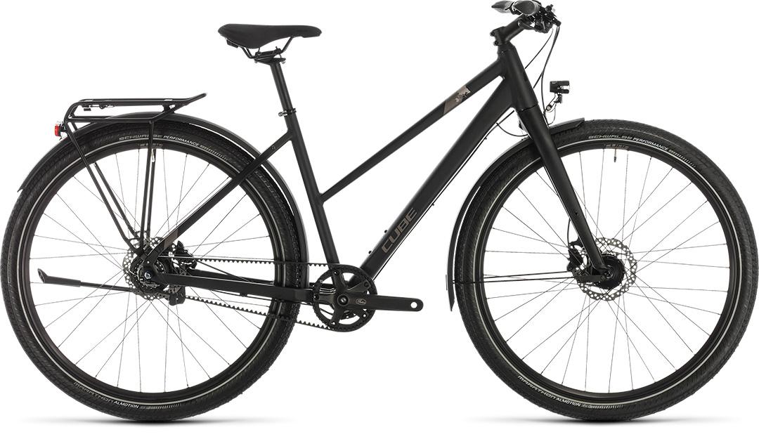 2020 Cube Travel Pro Womens Hybrid Bike in Black £999.00