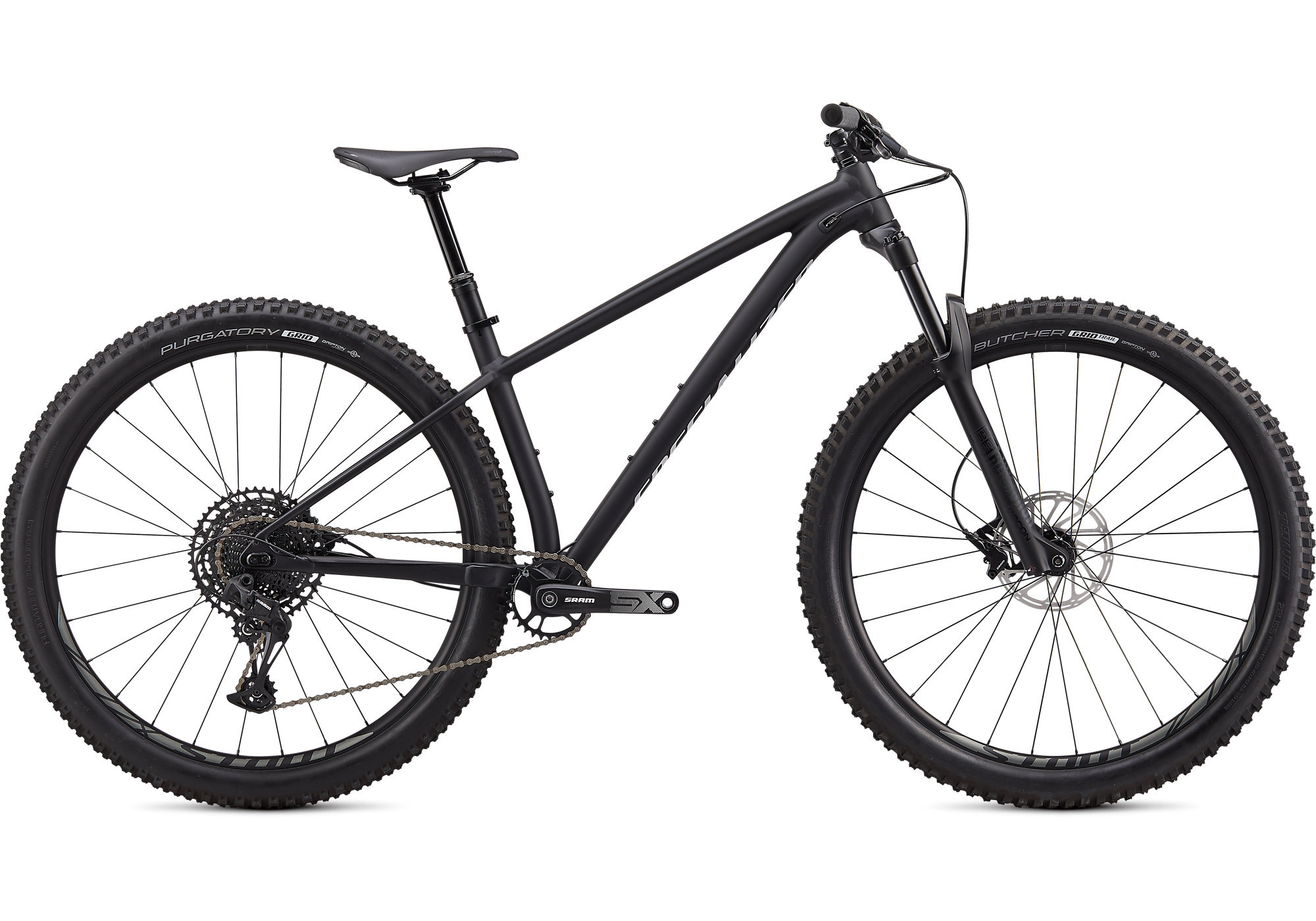 2020 Specialized Fuse Comp 29 Mountain Bike in Black £1,299.00