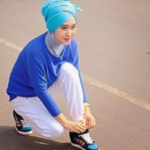 Model Baju Senam Muslim paling Trendy