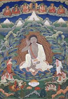 BhutaneseMilarepa