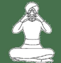 Meditation: NM360-20000913 – Making a Mold – White Hole Mudra