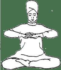 Meditation: LA007-780117-Sadhana Yojina-To Infinity Upon Death