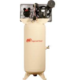 5hp 2340n5 ingersoll rand air compressor [ 2000 x 2000 Pixel ]