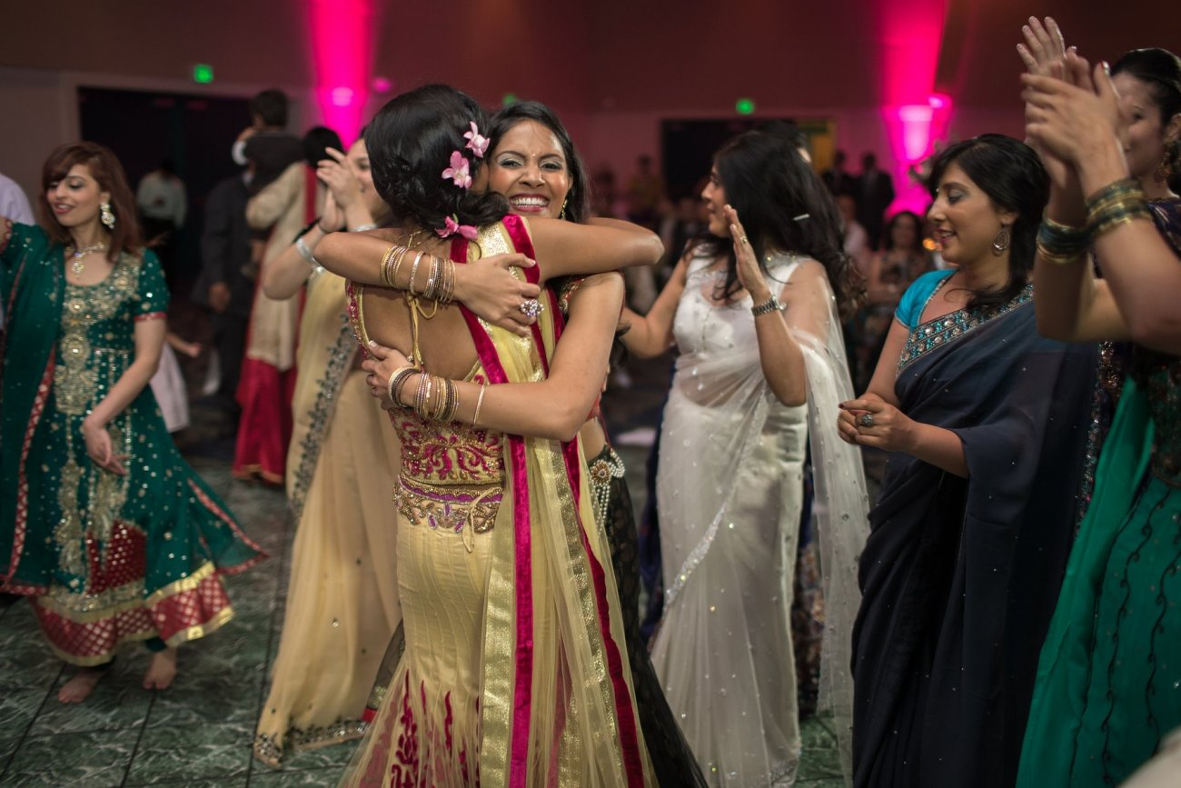 S1-1-1091 Sheetal + Guru | Hindu Indian Wedding Photos | South Florida